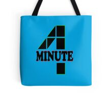 ♥♫Hot Fabulous K-Pop Girl Group-4Minute Cool K-Pop Clothes & Phone/iPad/Laptop/MackBook Cases/Skins & Bags & Home Decor & Stationary♪♥ Tote Bag