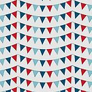Bunting by Pamela Maxwell