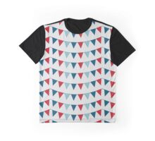 Bunting Graphic T-Shirt