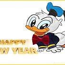 Happy New Year by Ann12art