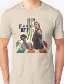 Douglas Denholm and Maurice Moss - F*** Off T-Shirt