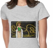 Posh Nouveau Womens Fitted T-Shirt