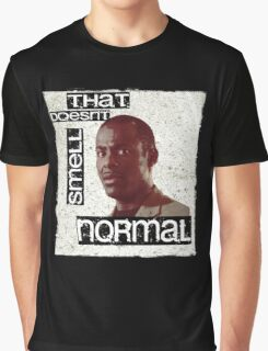 Alan Johnson - Is that normal pooing you're doing? Graphic T-Shirt