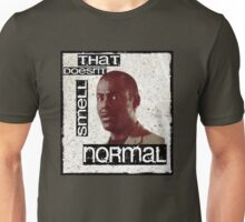 Alan Johnson - Is that normal pooing you're doing? Unisex T-Shirt