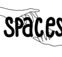 One Direction Spaces Sticker