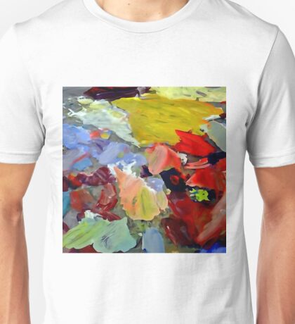 Painter's Palette #2a Unisex T-Shirt