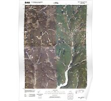 New York NY Trout Creek 20100217 TM Poster