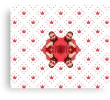 DJ Khaled - Congratulations, You Played Yourself Canvas Print