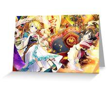 Seven Lucky Gods Eli Ayase (Idolized) Greeting Card