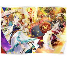 Seven Lucky Gods Eli Ayase Poster