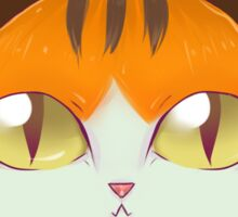 Coeurl Kitten- FFXIV Sticker