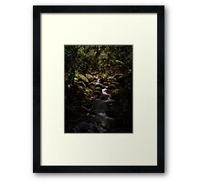 Like something out of a dream....... Framed Print