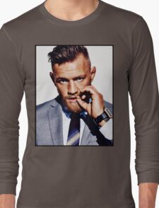 Conor McGregor Long Sleeve T-Shirt