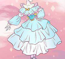 Gem Dresses - Pearl by carbonoid