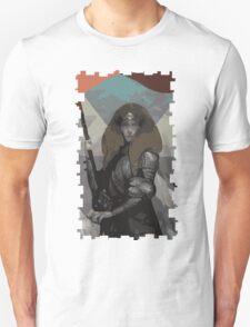 Female Human Tarot Card T-Shirt