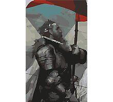 Male Human Tarot Card Photographic Print