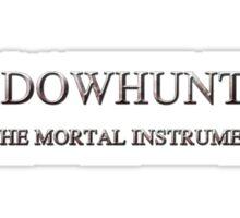 Shadowhunters Sticker