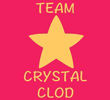 team crystal clod Womens Fitted T-Shirt