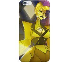 Yellow Diamond - Business Mom iPhone Case/Skin