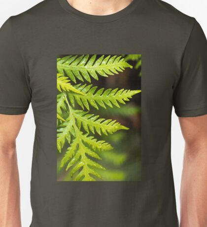 Soaking Up Raindrops II Unisex T-Shirt