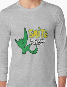 Smite Kukulkan Version Long Sleeve T-Shirt