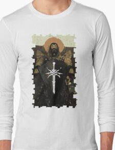 Blackwall Tarot Card 1 Long Sleeve T-Shirt