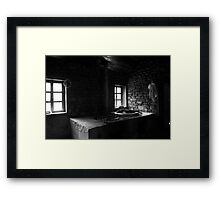 Yak Cheese Factory #1 Framed Print