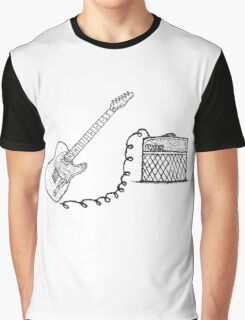 Vox & Telecaster  Graphic T-Shirt