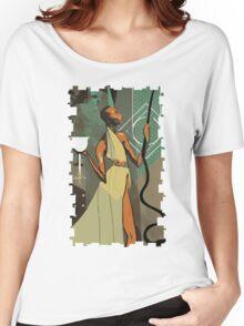 Vivienne Tarot Card Women's Relaxed Fit T-Shirt
