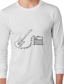 Vox & Telecaster  Long Sleeve T-Shirt