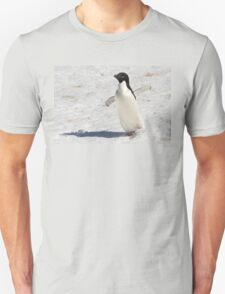 "Adelie Penguin  ~  ""The Dancer"" Unisex T-Shirt"