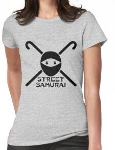STREET SAMURAI Womens Fitted T-Shirt