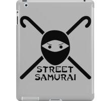 STREET SAMURAI iPad Case/Skin