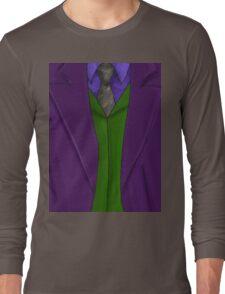 Purple Cosplay Long Sleeve T-Shirt