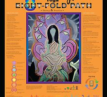 Yoga: 8-Fold Path • 2008 by Infinite Path  Creations