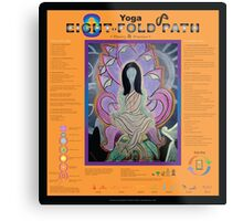 Yoga: 8-Fold Path (2008) Metal Print