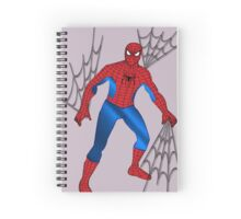 Spider Man (1552 Views) Spiral Notebook