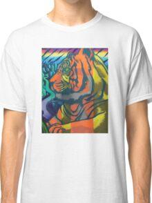 Grafitti Tiger Classic T-Shirt