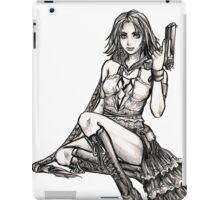 Final Fantasy X-2 Yuna iPad Case/Skin