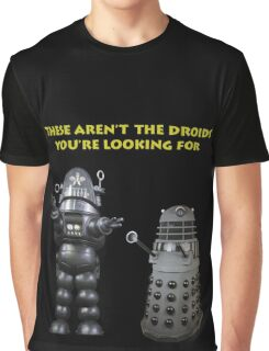 The Wrong Droids Graphic T-Shirt