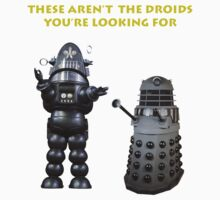 The Wrong Droids Kids Tee