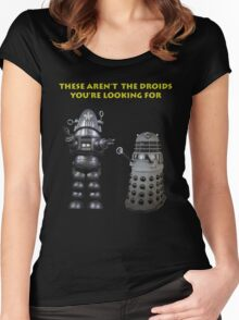 The Wrong Droids Women's Fitted Scoop T-Shirt