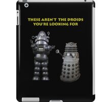 The Wrong Droids iPad Case/Skin