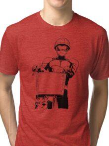 Mumen Rider One Punch Man Tri-blend T-Shirt