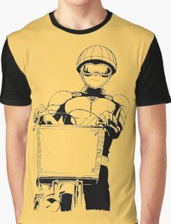 Mumen Rider One Punch Man Graphic T-Shirt