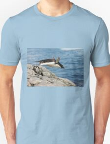 """Adelie Penguin ~ """"I Can Fly"""" T-Shirt"""