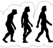 The Evolution of Taekwondo Sticker