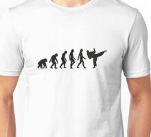 The Evolution of Taekwondo Unisex T-Shirt