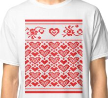 Warm hearts Classic T-Shirt