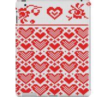 Warm hearts iPad Case/Skin